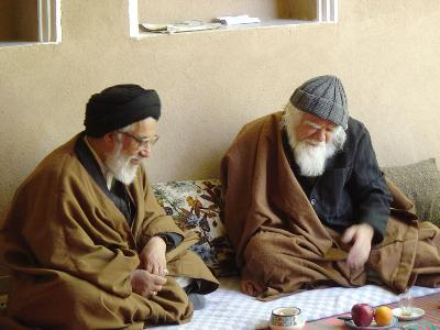 آیتت الله سیدان و استاد حکیمی